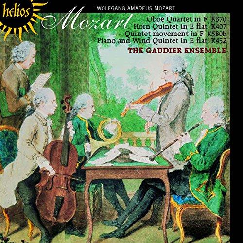 Mozart: Wind Quintets