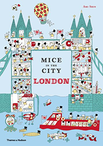 Mice in the City: London (Mice in the City)