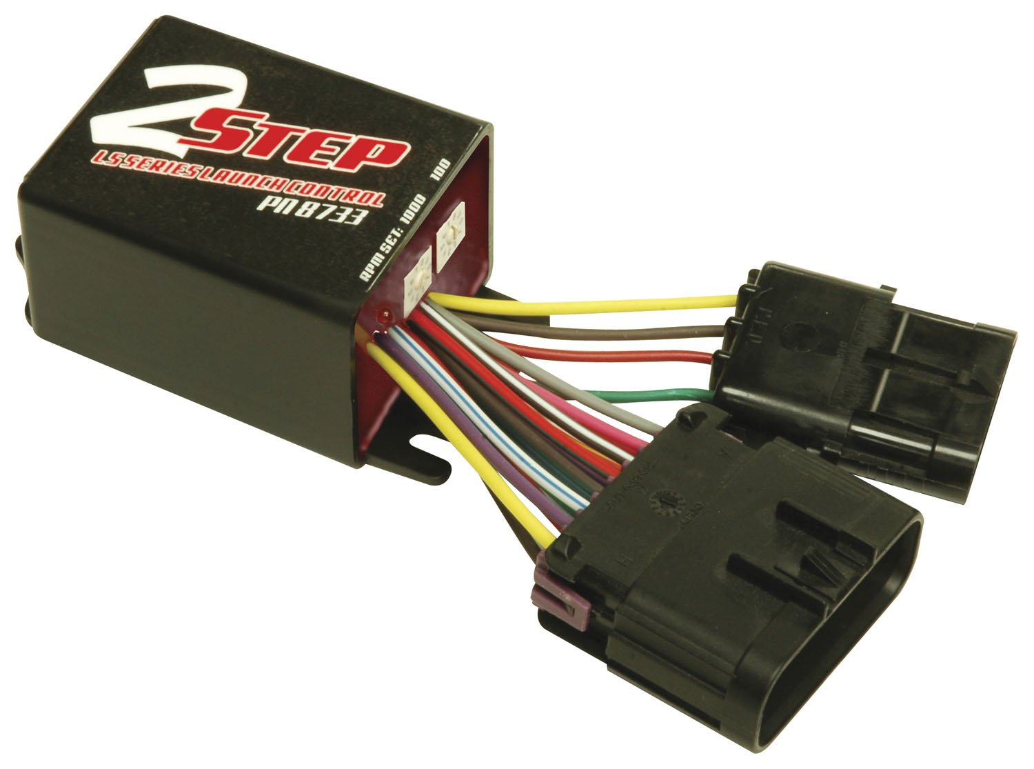 Msd Ignition 8733 2 Step Launch Control For Gm Ls Wiring Cylinder Engine Engines Automotive