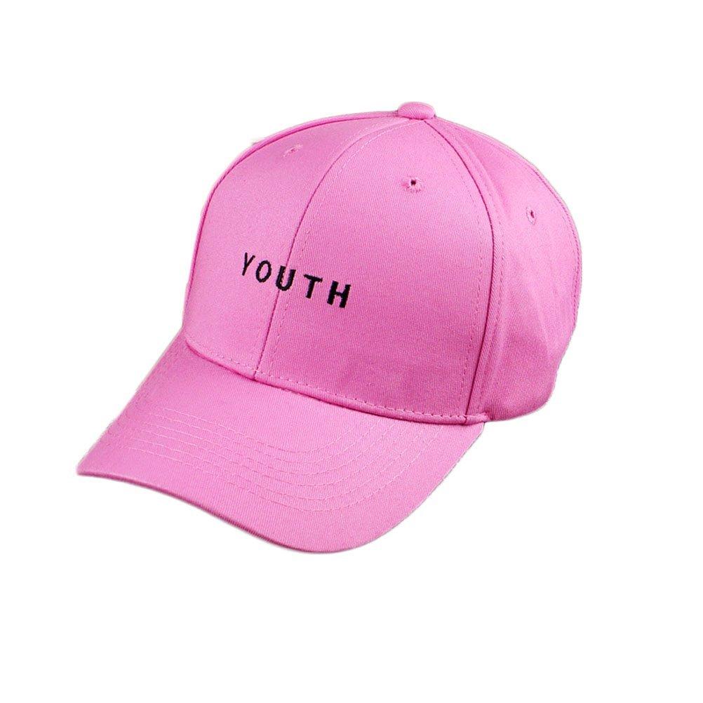 Nanxson(TM) Fashion Unisex Womens/Mens Baseball Sunhat Cap With Letter Youth MZW0040 Nasisa