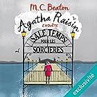 Sale temps pour les sorcières: Agatha Raisin enquête 9 | Livre audio Auteur(s) : M. C. Beaton Narrateur(s) : Françoise Carrière