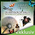 Dunkelherzen und Sternenstaub (Die Sumpfloch-Saga 2) Audiobook by Halo Summer Narrated by Anne Düe
