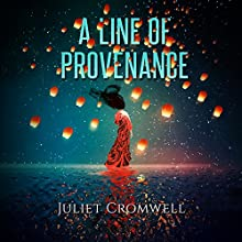 A Line of Provenance Audiobook by Juliet Cromwell Narrated by Cathy Conneff