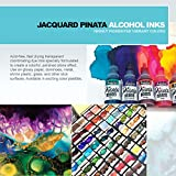 Jacquard Pinata 2-Pack Bundle - New Colors Jacquard Pinata Overtones Exciter Pack & Jacquard Pinata Color Exciter Pack, Pixiss Alcohol Ink Blending Tools