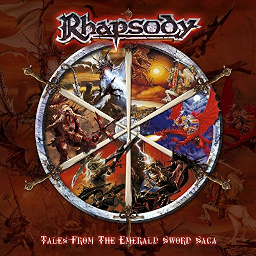 rhapsody power of the dragonflame mp3