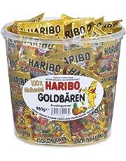 Haribo Goldbaeren 100 mini bags, 1er Pack (1 x 980g)