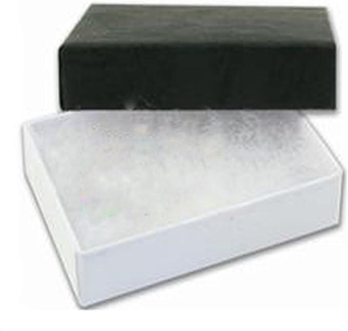 Silvadore – Joyería de cartón de plástico caja de regalo rígida ...
