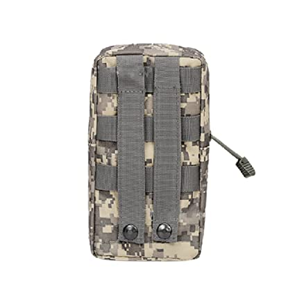 Camping & Hiking High Quality Nylon Tactical Military Small Utility Pouch Nylon Bag Waterproof Mini Bagged Gear Tools Pouch Kit Accessories Bag Climbing Bags