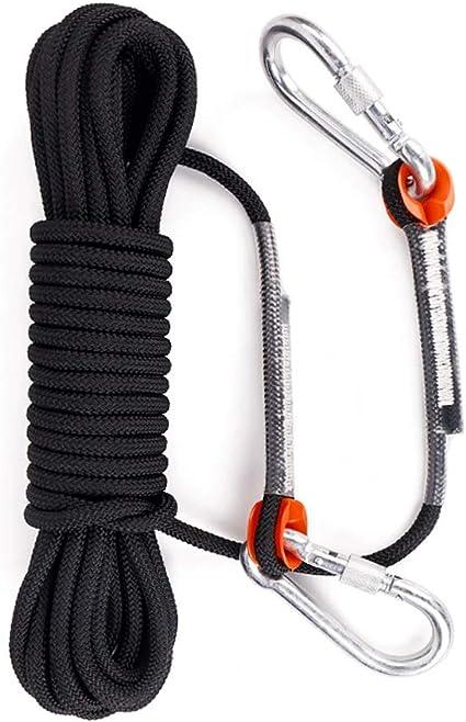 DFGih Cuerda Cuerda de Escalada al Aire Libre Cuerda de ...