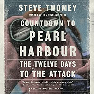 Countdown to Pearl Harbor Audiobook