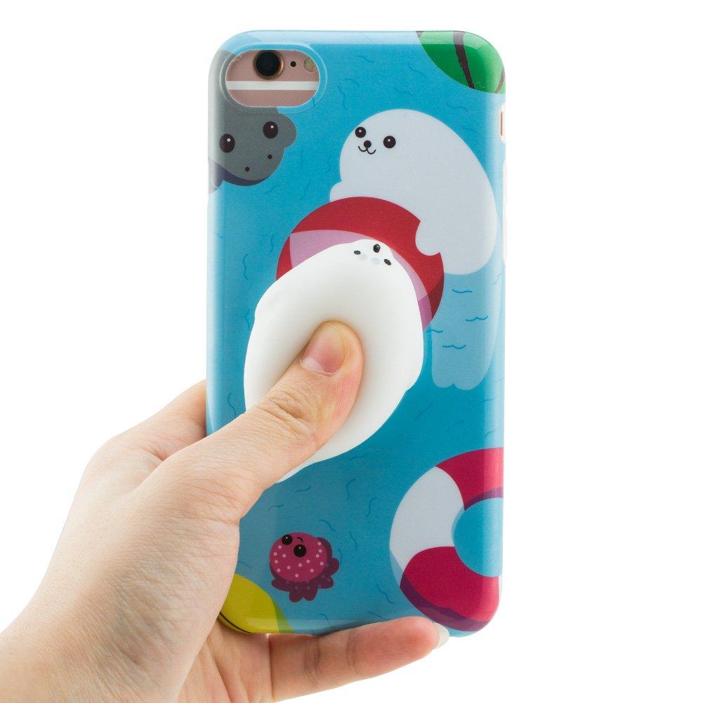 3d squishy phone case iphone 7