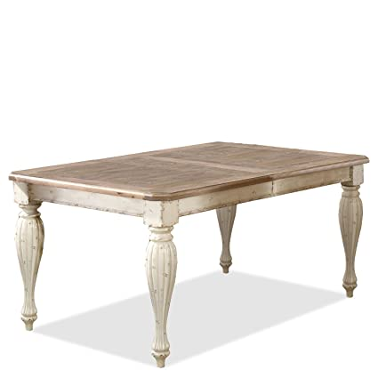 Coventry Two Tone Rectangular Dining Table