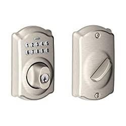 Best Electronic Keyless Deadbolt - Our Pick