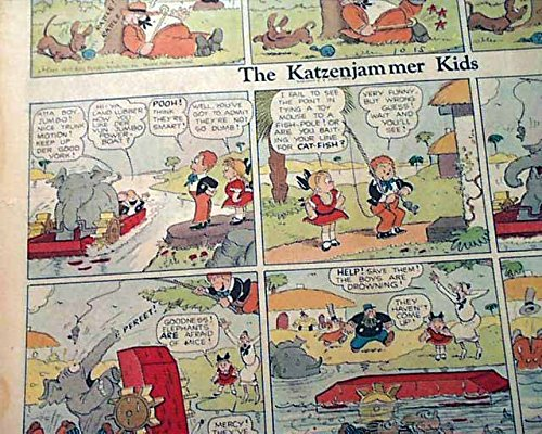 harold-knerrs-the-katzenjammer-kids-popeye-mickey-mouse-1939-color-comics-the-los-angeles-examiner-s