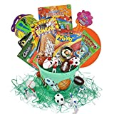 Sports Themed Easter Basket