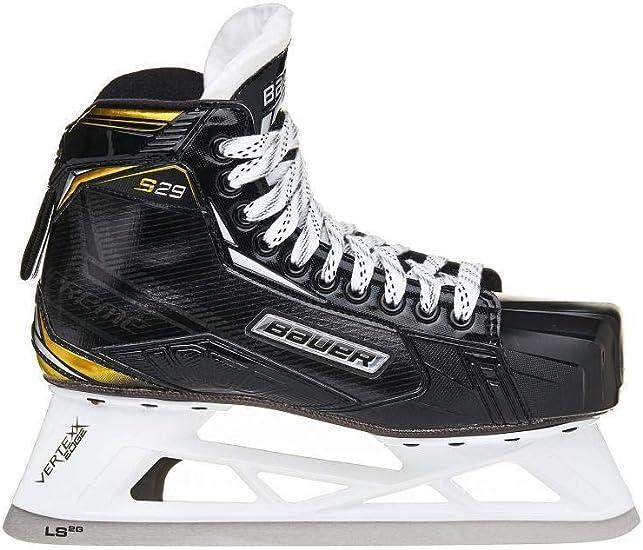 -Eishockey Schlittschuhe Bauer Supreme S29 S18 Junior