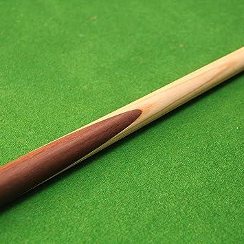GSP 1pice / Pool Stick Club Head pequeño Snooker Rosewood Pole American Black 8 Sixteen Color Pool Cue A través de la Barra Small Head 10mm: Amazon.es: Deportes y aire libre