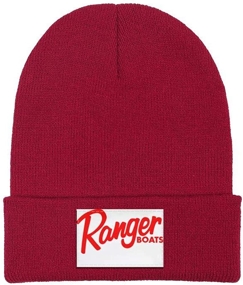 Warm Skull Cap coolgood Mens Women Beanie Hats Ranger-Boats