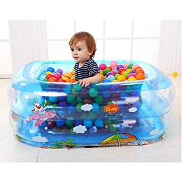 Amazon.com: Jolly - Piscina inflable para bebé, piscina ...