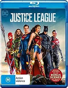 Justice League BD