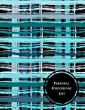 img - for Personal Possessions List book / textbook / text book