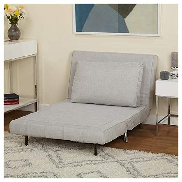 Target Marketing Systems 79518GRY Victor Futon, Gray