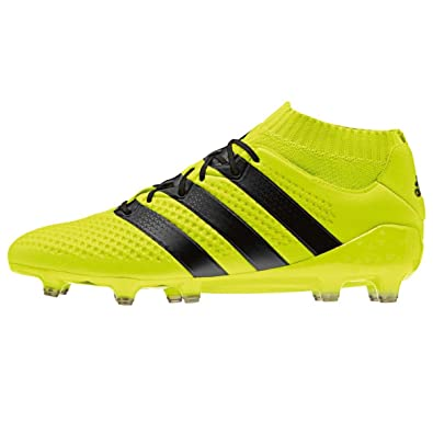 sale retailer 95ac5 e6238 adidas Men's Ace 16.1 Primeknit Firm Ground Soccer Cleats