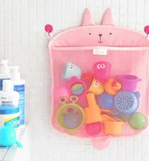 niños bebé ducha caddy de almacenamiento - organizador de juguetes ... - Organizador De Juguetes Para Bano