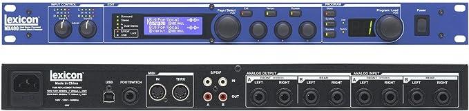 Lexicon Mx400 Auto Tune