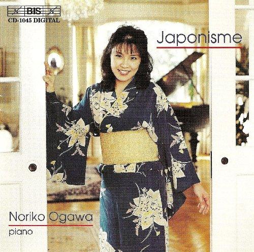 Gil Marchex   Szanto   Niemann   Saint Saens  Japonism  Piano Music