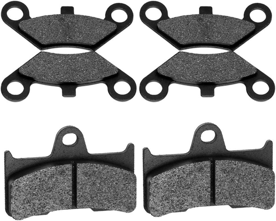 Amazon.com: Brake Motorcycle Front Rear Brake Pads Disks