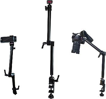 LWL Mini Small Desktop Tripod Bench Tripod kit with Ball Head,for Canon Nikon SLR Cameras