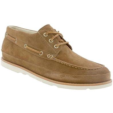 Timberland Zapatos de Cordones de Cuero para Hombre marrón