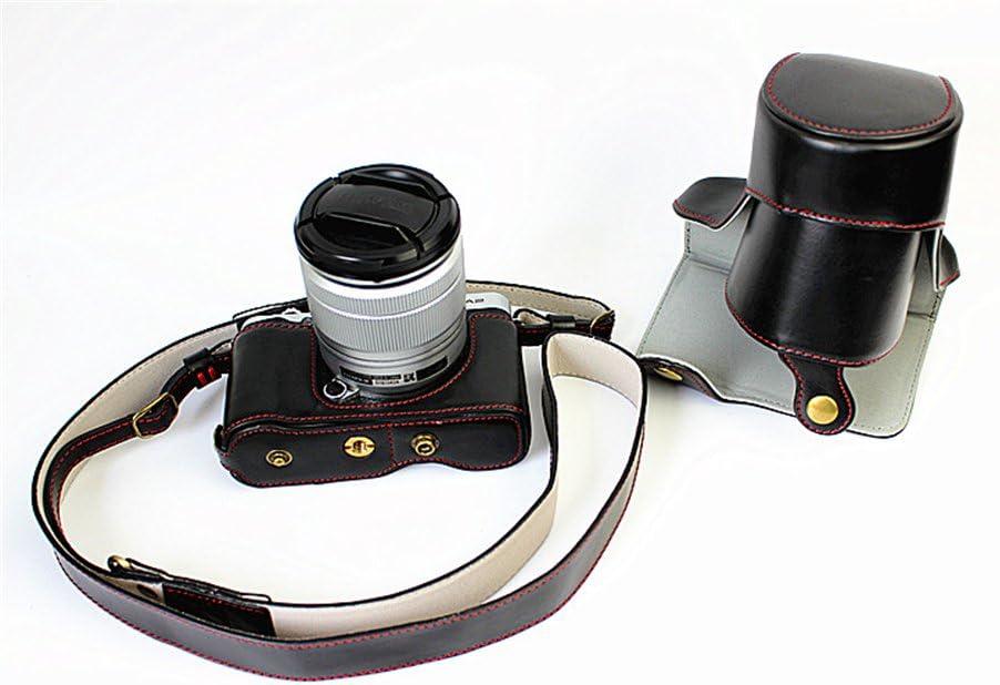 Zakao - Funda de piel sintética para cámara Fujifilm Fuji X-A3 X ...