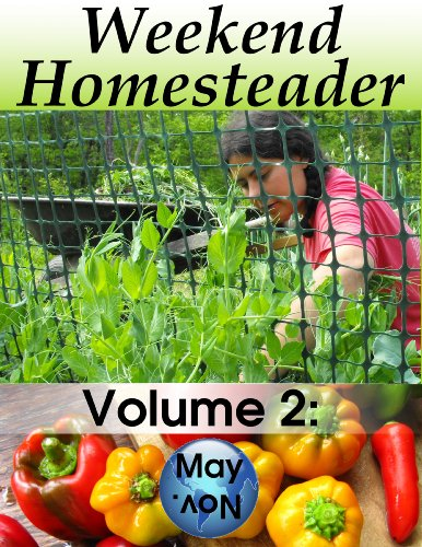 Weekend Homesteader: May by [Hess, Anna]