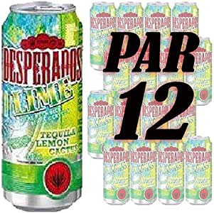 Pack Desperados Lime 50 Cl X12 3 Amazon Es Bebe