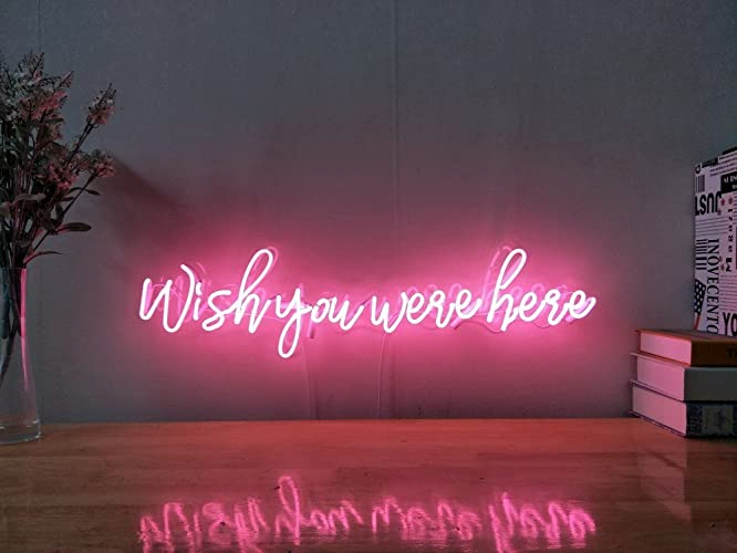 Live Colorfully Real Glass Neon Sign For Bedroom Garage Bar Man Cave Room Home Decor Handmade Artwork Visual Art Dimmable Wall Lighting Includes Dimmer