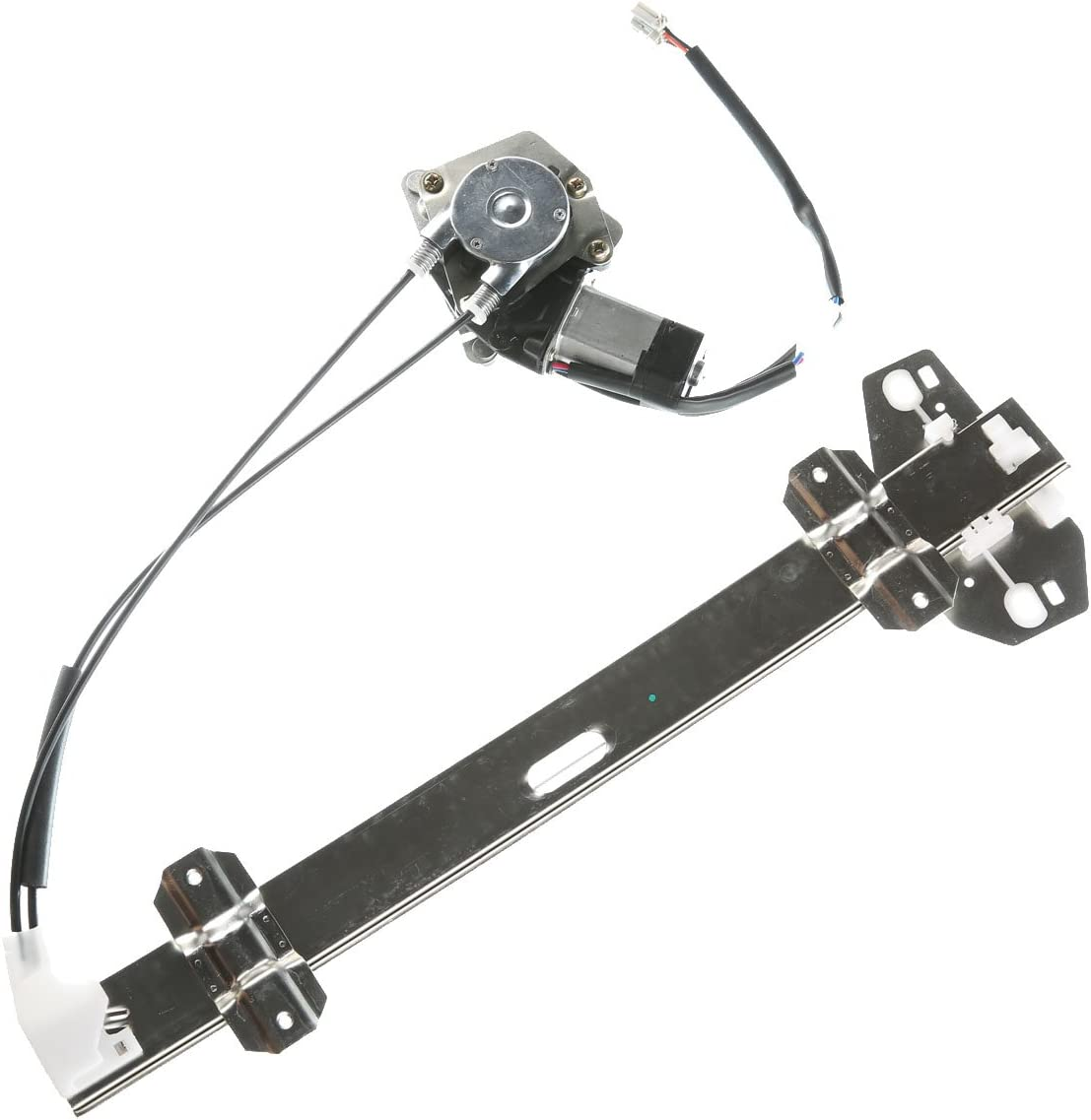 A-Premium Power Window Regulator With Motor for Honda Accord 1994-1997 Acura CL 1997 Coupe only Front Right Passenger Side PremiumpartsWhosale