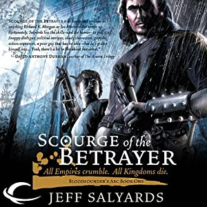 Scourge of the Betrayer Hörbuch