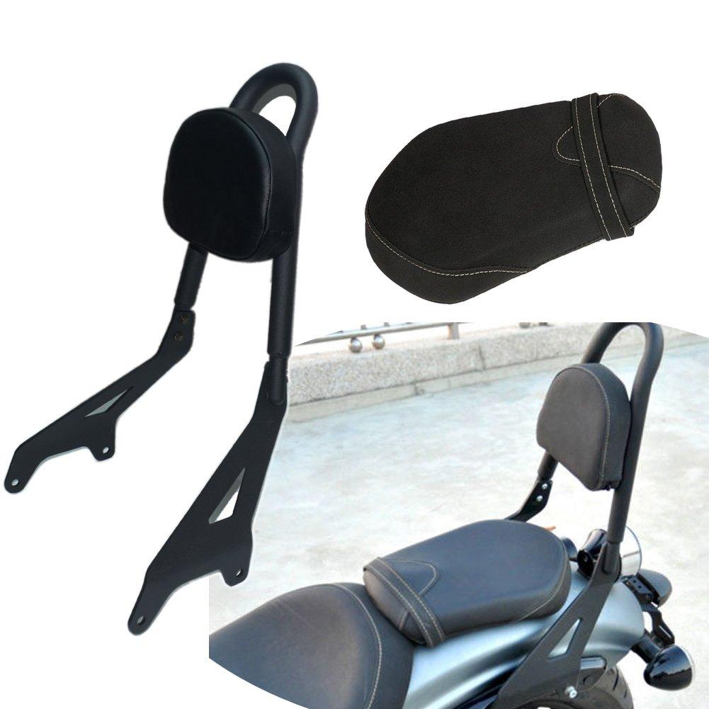 Passenger Sissy Bar Backrest Fit Yamaha Star Bolt XV950 XVS950 2014-2017 USA
