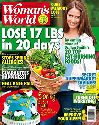 Magazines : Woman's World