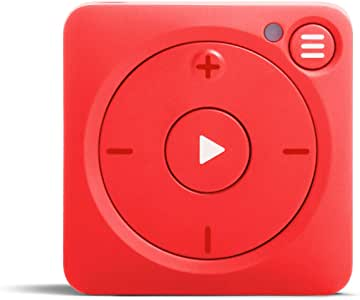 Mighty Vibe, Spotify Music Player, Mooshu Red
