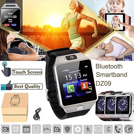 Relojes Inteligentes Bluetooth Smart Watch Dz09 Smartwatch Android ...