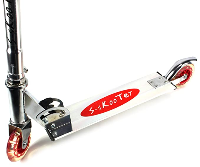 Amazon.com: s-skooter Dos Ruedas infantil (metal juguete ...