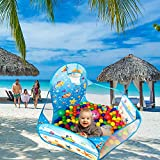 KingBee Ball Pit Pop Up Children Play Tent, Ocean