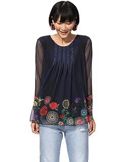T-Shirt Femme Desigual TS/_Olga T