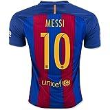 2016201710Lionel Messi Home Fußball Trikot in rot für neue Saison