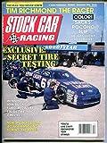 Stock Car Racing 12/1989-Jack Rousch?/Strohs team-Tim Richmond- -VF