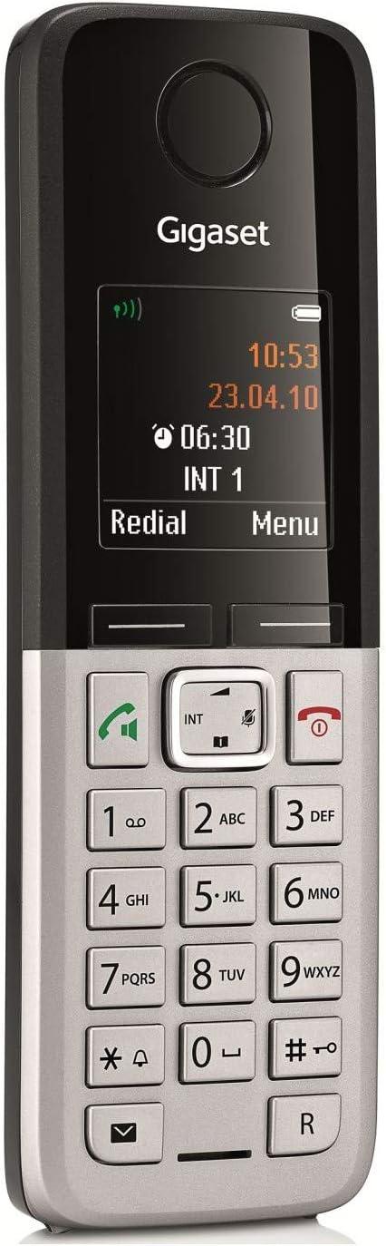 Gigaset C300H - Teléfono inalámbrico (sin base de carga, para Gigaset C300 y C300A): Amazon.es: Electrónica