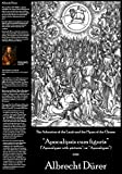 "Albrecht Durer - The Adoration of the Lamb and the Hymn of the Chosen (Fine Art Print on 11.7"" x 16.5'' Sheet)"